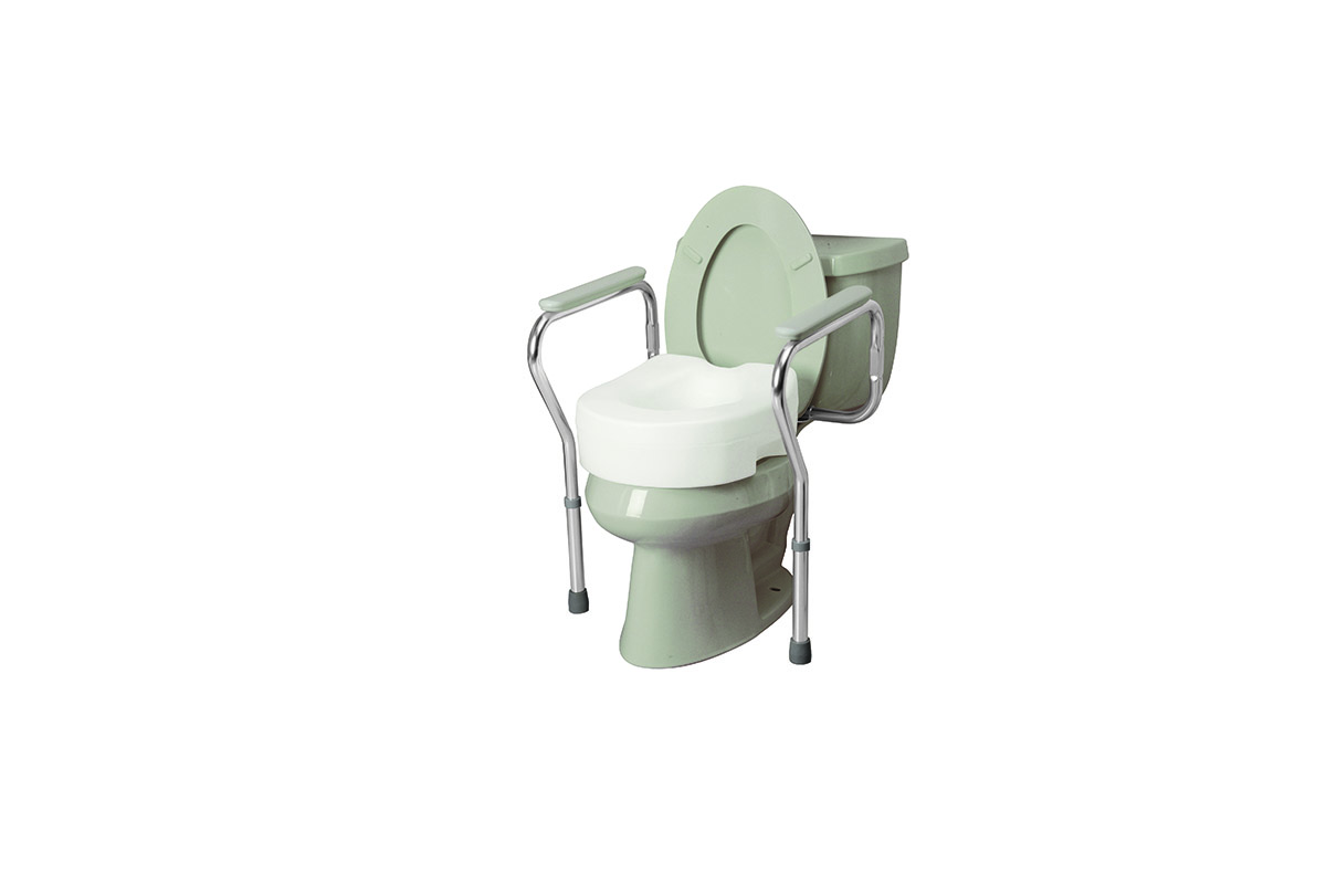 Probasics 174 Toilet Safety Frame Mountain Aire Medical