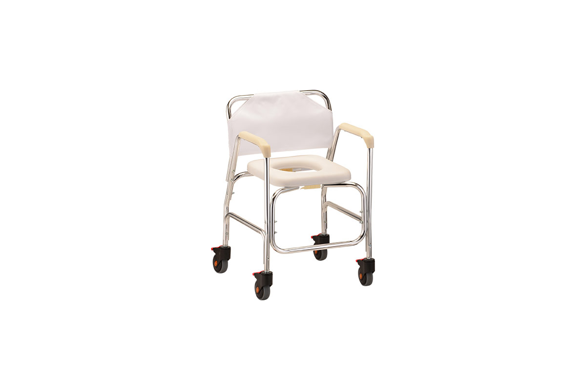 Shower Chair and Commode | Mountain Aire Medical Supply, Inc.