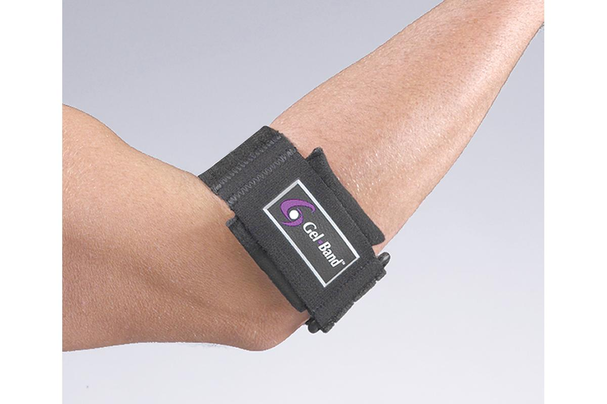 GelBand® Arm Band - Black