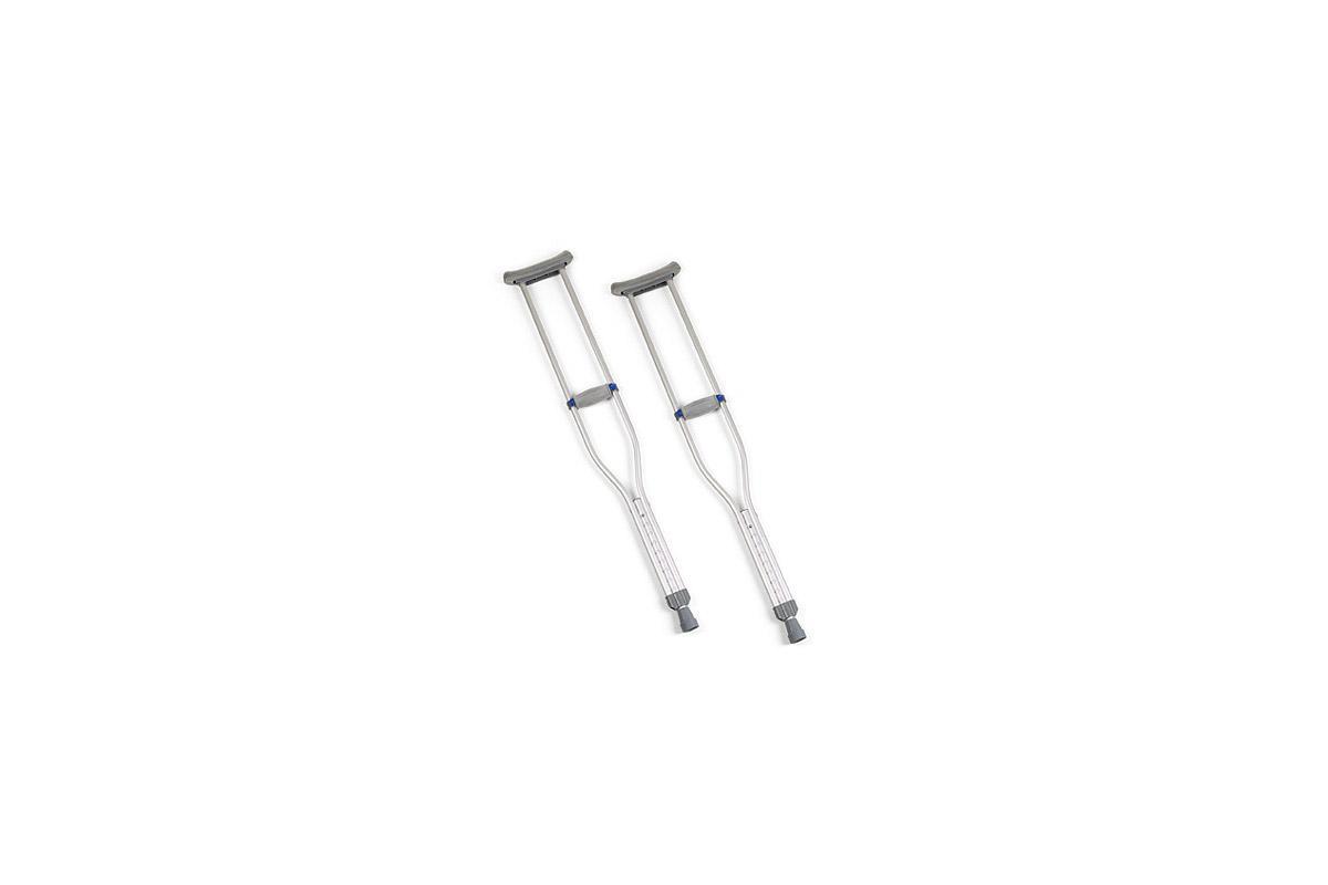 Invacare Quick-Adjust Crutches - Adult