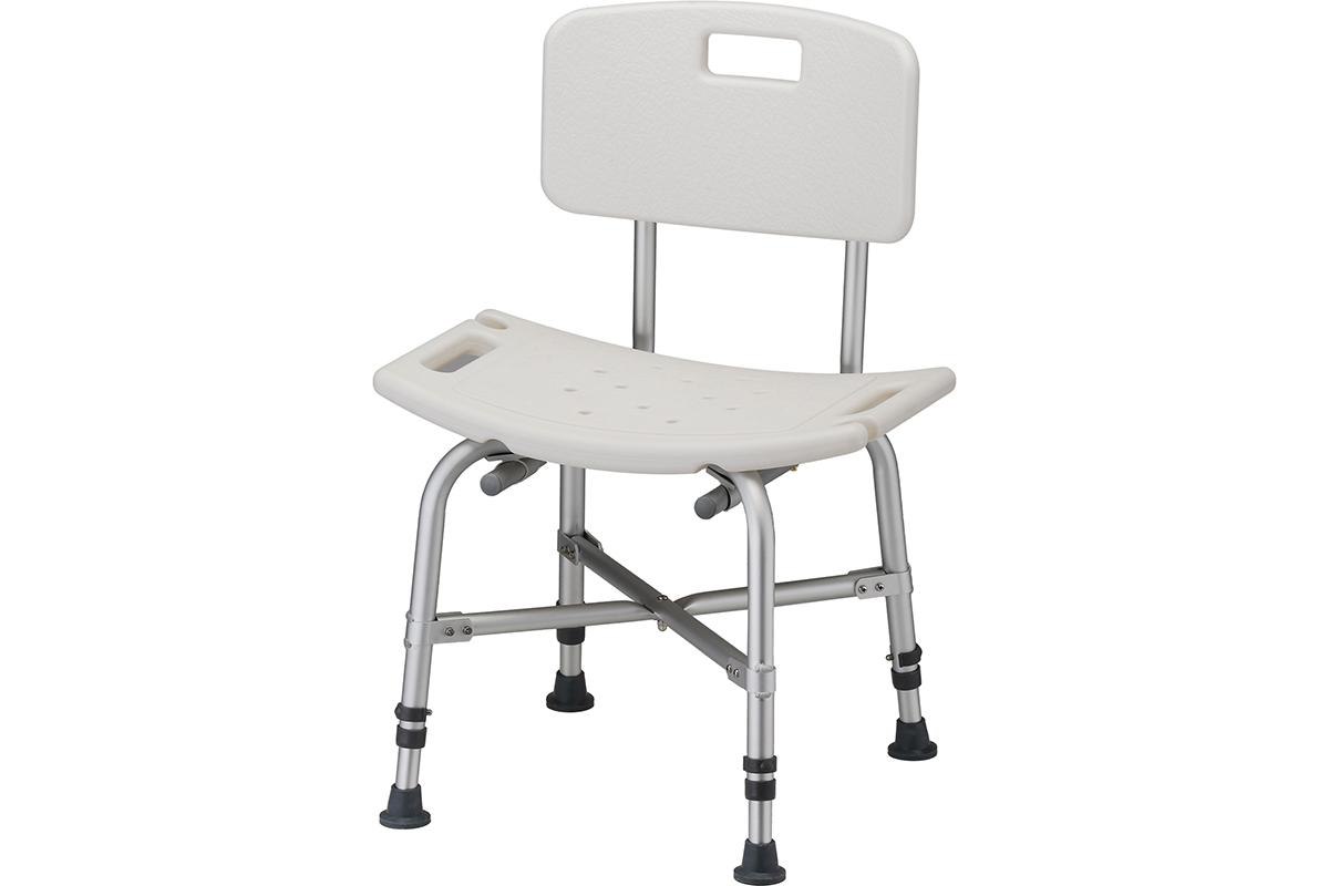 Bariatric Heavy Duty Bath Seat with Back | Mountain Aire Medical ...