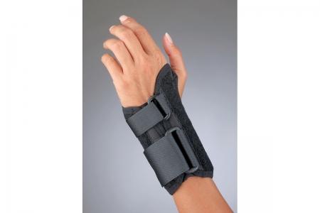 """Low Profile 6"""" Wrist Splint - back"""