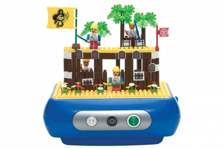 Pirate Island Building Block Kit Only from Drive DeVilbiss Healthcare