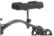 DV8 Steerable Aluminum Knee Walker - Raised Seat